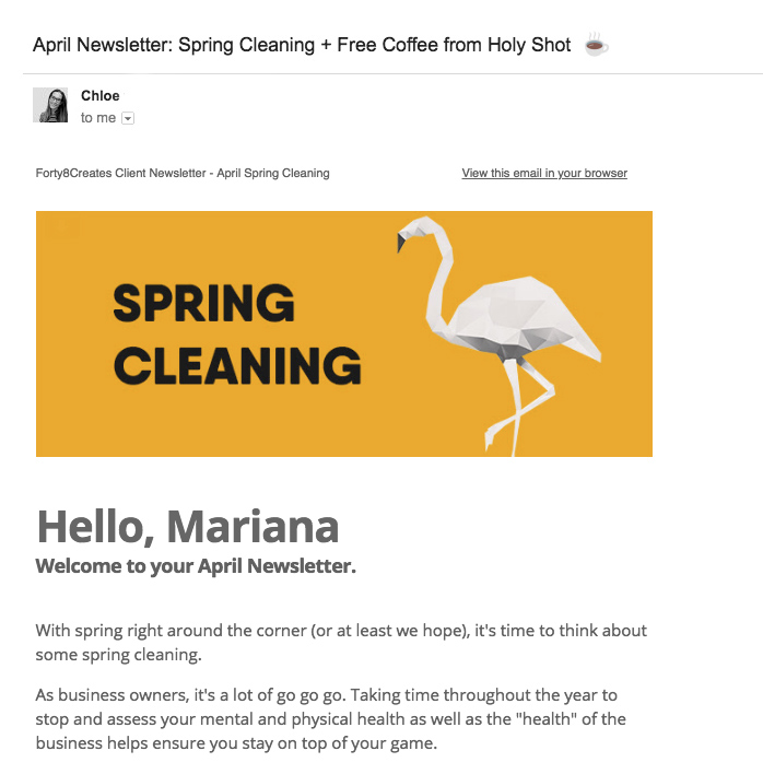 example-of-good-subject-email-F8Cnewslettera&freecoffee-subject-line-email-marketing-blog-post-F8C